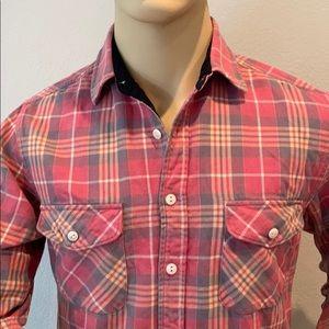 Shades of Grey Men's Long Sleeve Shirt Size Medium